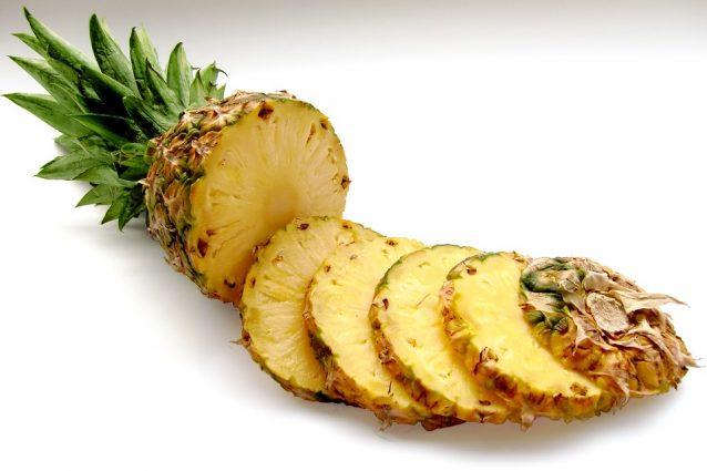 Ananas: usi in cosmesi per il viso e il corpo
