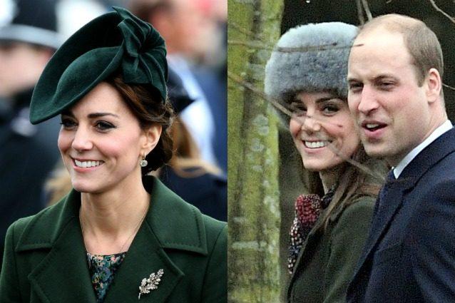 Kate Middleton lo ha fatto ancora: ricicla il cappotto da 1.541 sterline dopo due anni