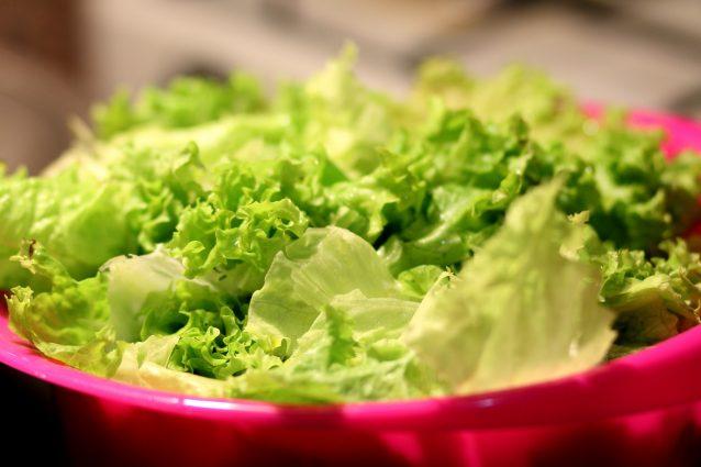 L'insalata in busta va sempre lavata: ecco perché