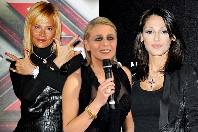 I peggiori make up delle vip italiane