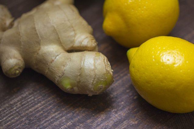 come preparare sedano zenzero e limone per perdere peso