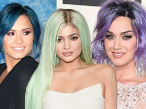 Tendenze capelli 2017: a tutto colore con sfumature pastello, pop e luminose