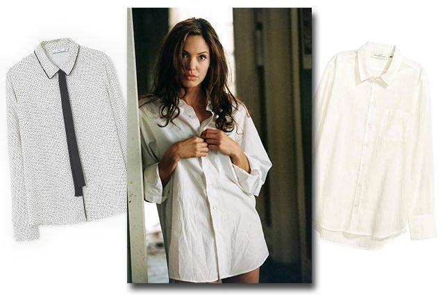La camicia bianca da uomo il capo pi sexy per una donna - Come fare impazzire il proprio uomo a letto ...