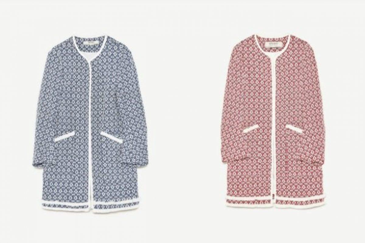 timeless design 70cc6 5b2a1 Il ritorno di #ThatCoat: il cappotto di Zara diventato ...