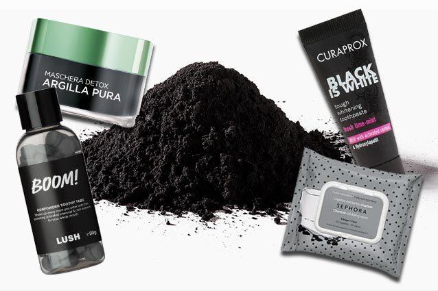 Carbone vegetale cos 39 come si usa e i benefici per la bellezza - Il carbone vegetale fa andare in bagno ...