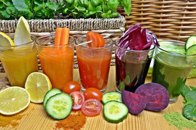 Centrifugati detox: ricette e consigli per depurare l'organismo
