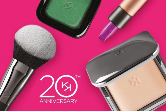 Kiko compie 20 anni: l'evoluzione del brand che ha lanciato il make up low cost di qualità