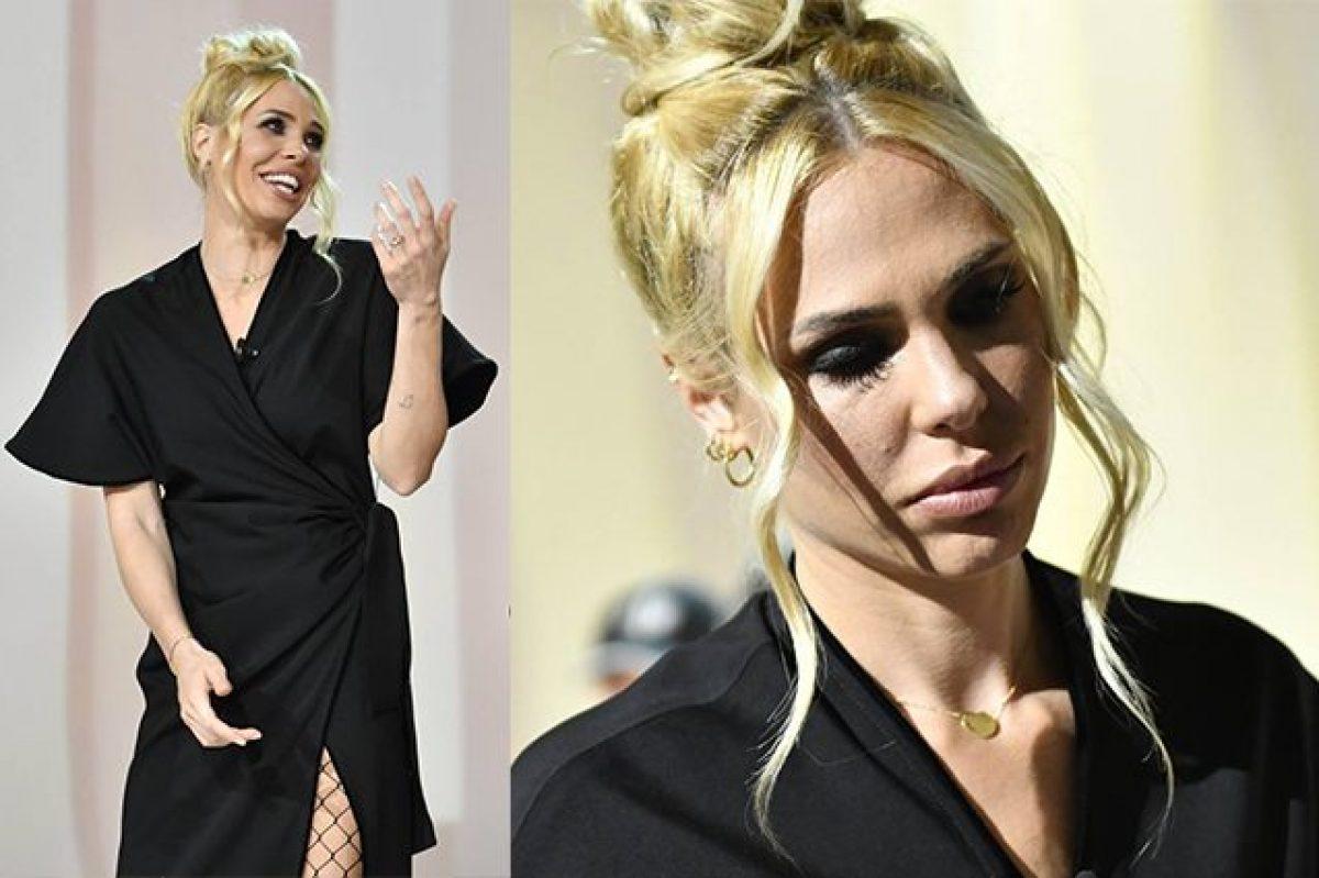 Ilary Blasi sexy più che mai nellultima puntata de Le Iene