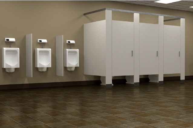 Ecco come scegliere la toilette più pulita in un bagno pubblico