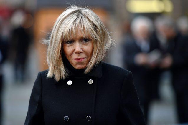 Brigitte Trogneux, la 64enne moglie di Macron che sogna di diventare première dame
