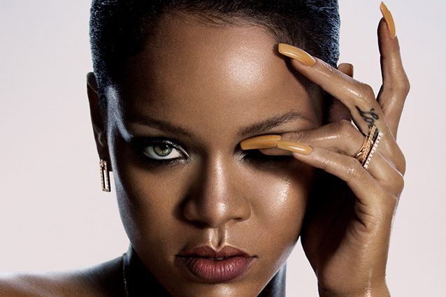 RIHANNA ♥ CHOPARD Joaillerie collection
