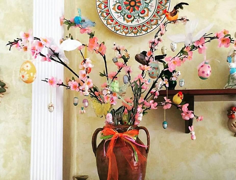 Pasqua tante idee per decorare la casa in modo creativo - Addobbi pasquali per casa ...