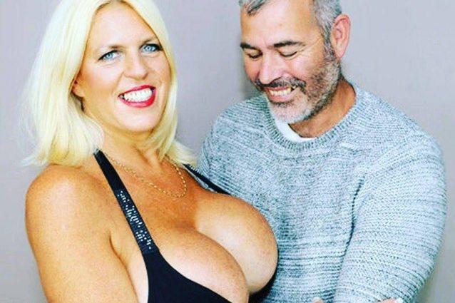 La donna con il seno più grande dell'Inghilterra vuole un décolleté ancora più abbondante