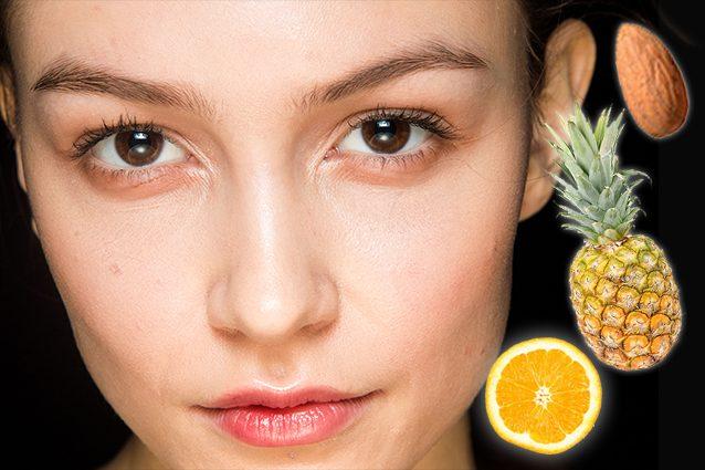9 alimenti per avere una pelle perfetta in 7 giorni
