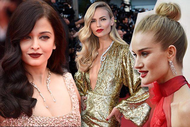Cannes, le acconciature più belle nella storia del Festival