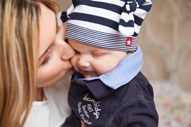 Festa della Mamma (Pixabay).