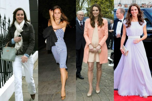 Kate Middleton, elegante anche in jeans e stivali