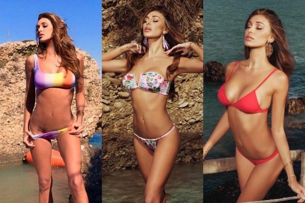 Belen Rodriguez Bikini Nude Photos 1