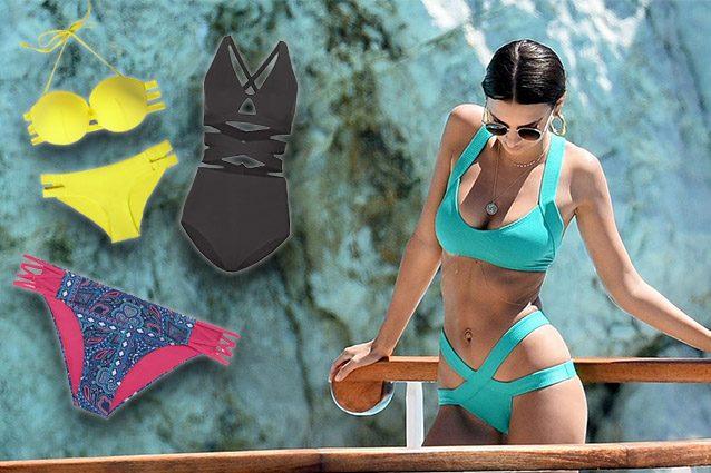 Bikini cut out: il costume più pericoloso dell'estate