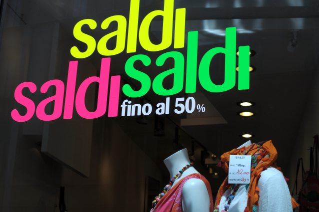 Saldi estivi 2017: le date di tutte le città italiane