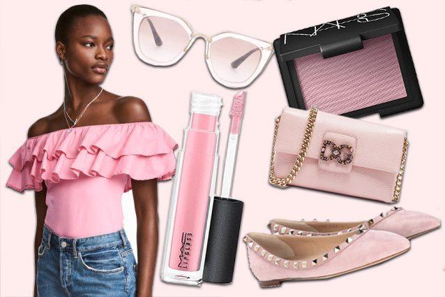 Millenial pink: il rosa è il colore del momento per moda e trucco