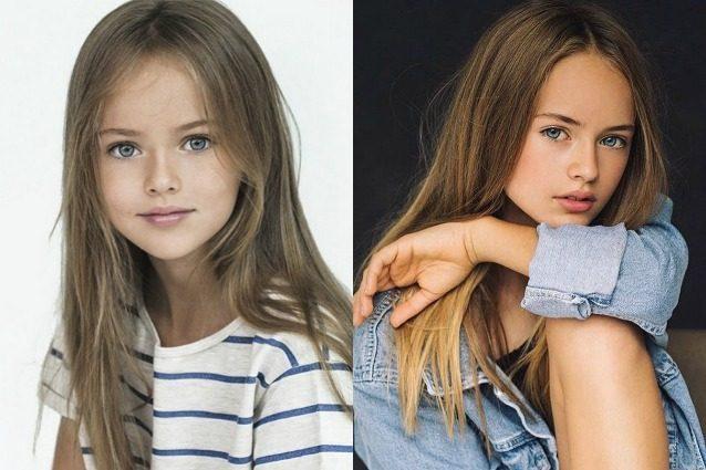 Le 8 bambine più belle del mondo: come sono oggi