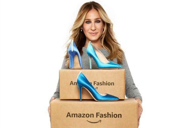 Amazon ospita le scarpe di Sarah Jessica Parker