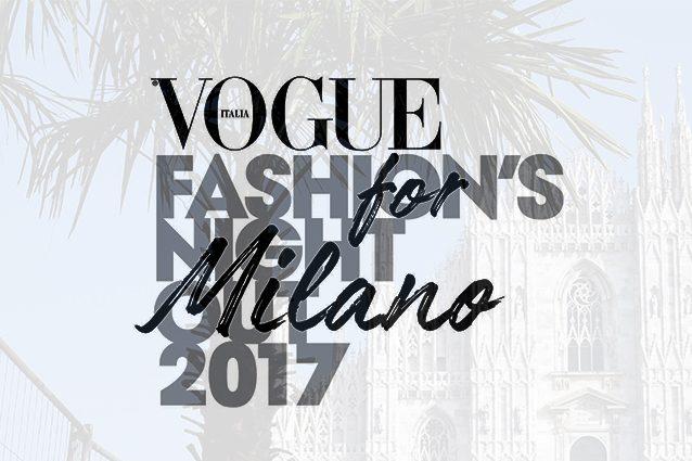 Vogue Fashion's Night Out: la notte della moda ritorna a Milano il 14 settembre
