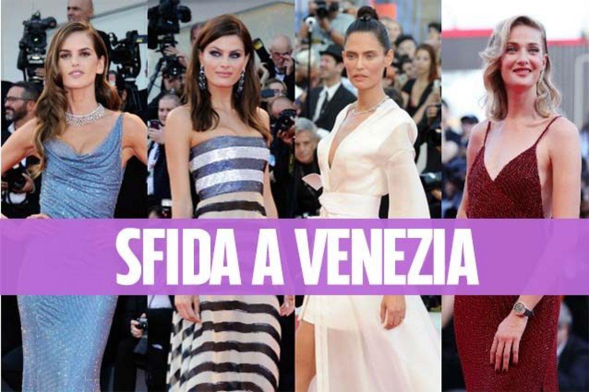 9c52a8100619 Bianca Balti, Isabeli Fontana e le altre top: sfida di stile sul red carpet  inaugurale