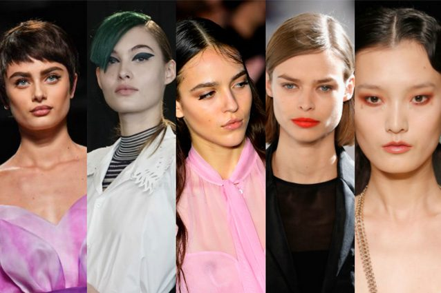 Milano Fashion Week: 5 make up da copiare dalle sfilate per la vita quotidiana
