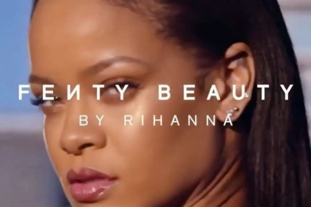 Fenty Beauty, la prima linea cosmetica di Rihanna