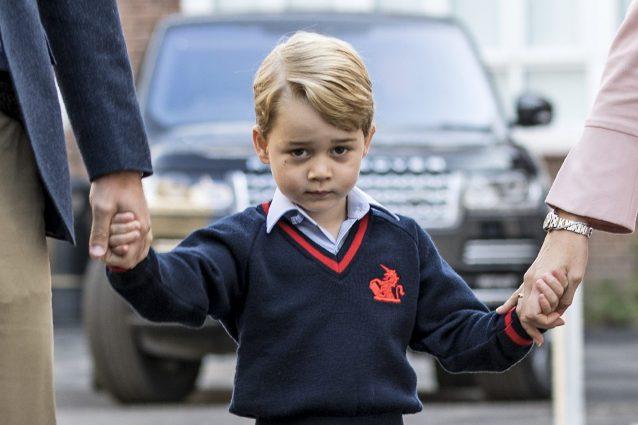 Il principe George non potrà avere un migliore amico a scuola: ecco perché