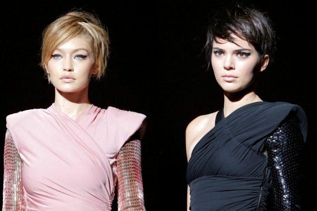 Tom Ford apre la New York Fashion Week con Gigi Hadid e Kendall Jenner