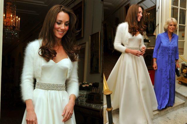 Matrimonio Kate Middleton : Kate middleton ha indossato due vestiti al suo matrimonio