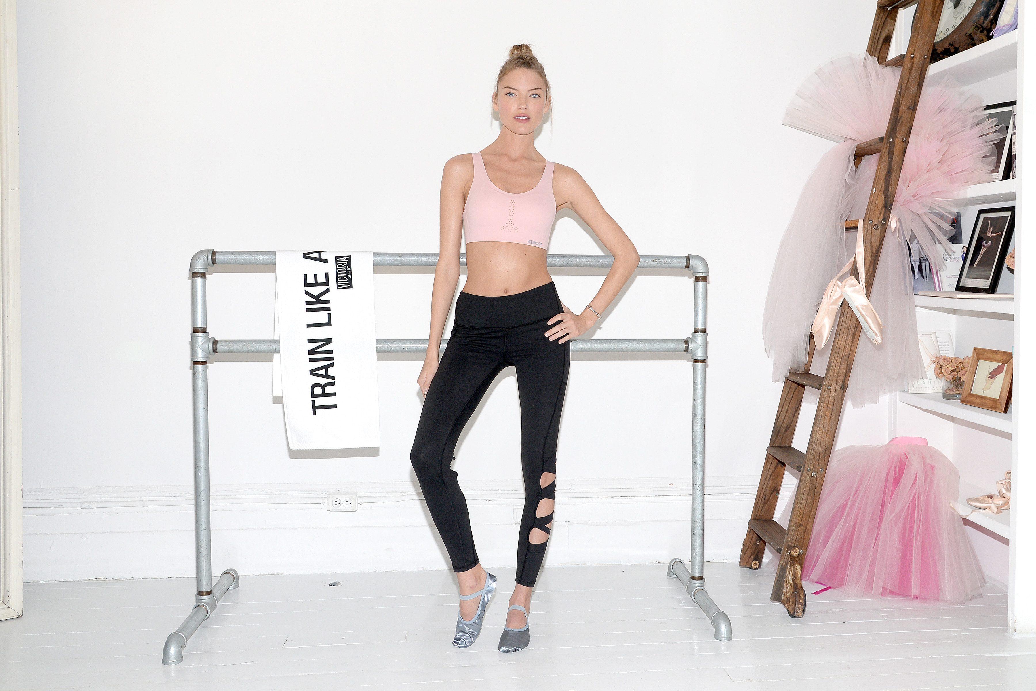BallerinaCosì Secret L'angelo Si Al Hunt Prepara Martha Victoria's tsChQrdx
