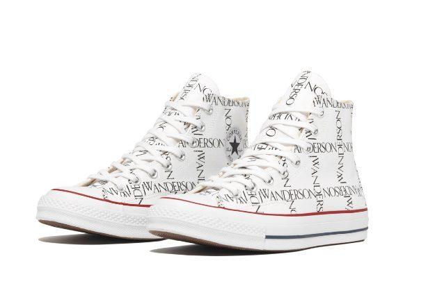 J.W. Anderson firma una linea di sneakers Converse: sarà in vendita solo il 14 ottobre