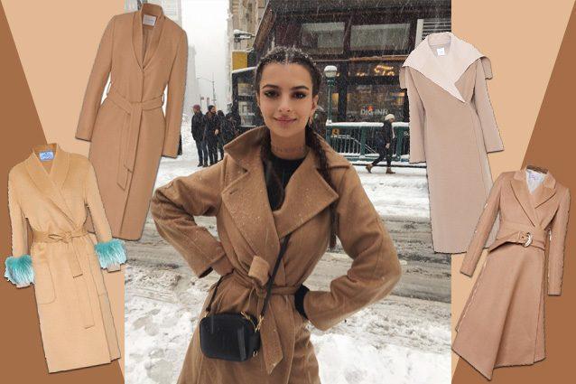 Cappotto cammello, il must have dell'inverno. A chi sta bene e come indossarlo