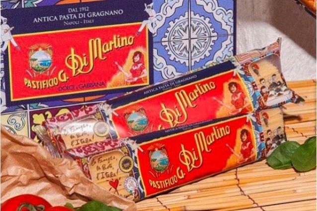 """La pasta diventa fashion: Dolce&Gabbana """"veste"""" gli spaghetti di lusso"""