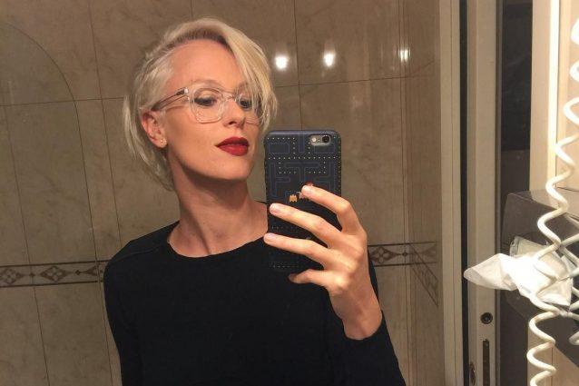 Federica Pellegrini cambia look e diventa bionda