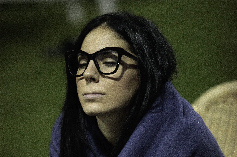 occhiali da sole ray ban giulia de lellis