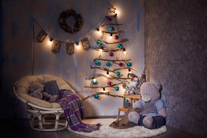 Alberi Di Natale Particolari.Alberi Di Natale Particolari Idee Originali E Di Tendenza Per Decorazioni Uniche