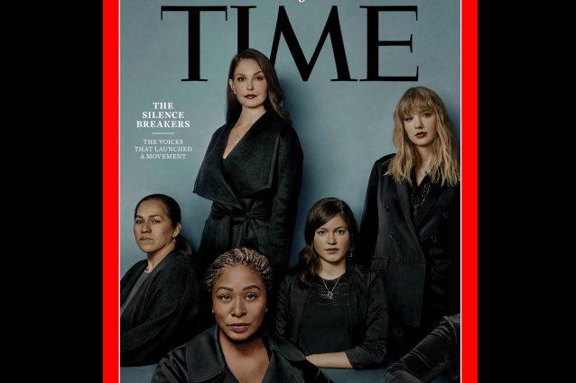 Le donne che hanno denunciato le molestie sono le persone dell'anno per il Time