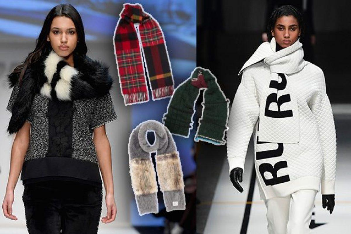 rivenditore di vendita 31a8d f9130 6 modi originali per indossare la sciarpa quest'inverno
