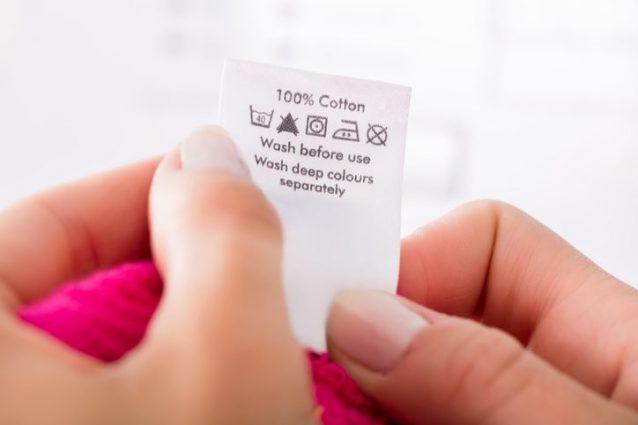 come leggere le etichette dei vestiti informazioni utili per l 39 acquisto e il lavaggio. Black Bedroom Furniture Sets. Home Design Ideas