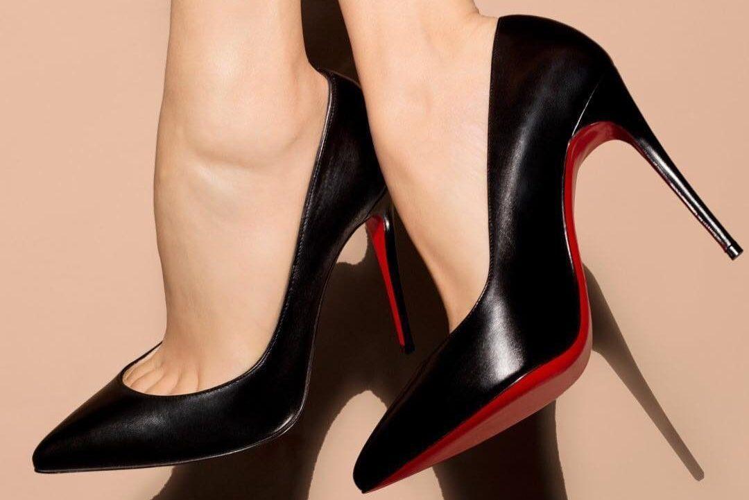 scarpe modello louboutin