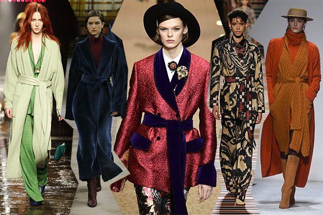 Vestaglia Da Camera Uomo : Dalla giacca maschile alla vestaglia capi che saranno di moda