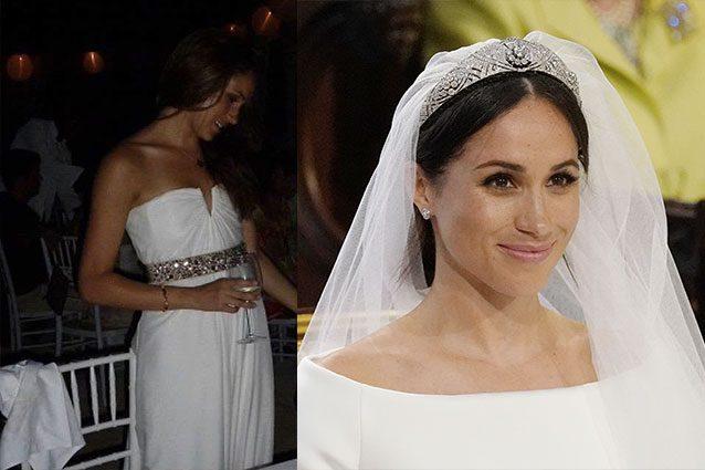 288e6140e157 Nonostante la regola voglia che una sposa di seconde nozze non possa  indossare un abito bianco candido