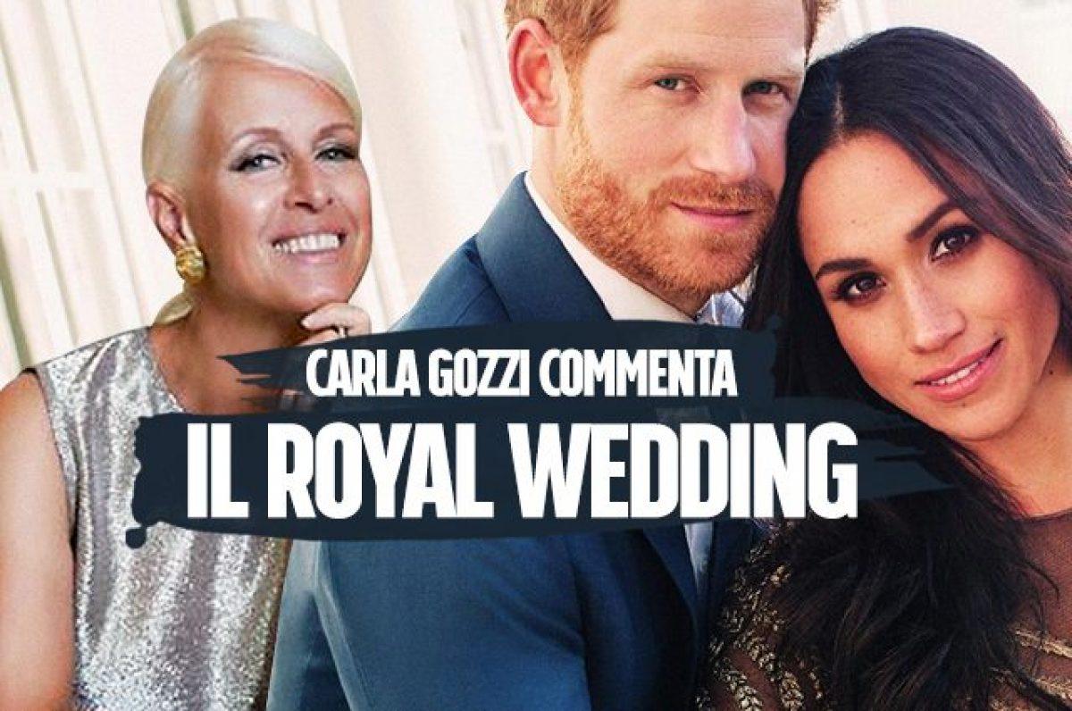 b17df540e861 Le pagelle di stile di Carla Gozzi  l esperta di stile dà i voti al Royal  Wedding