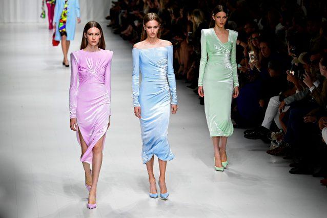 Colori di moda 7 tonalit trendy per l 39 estate 2018 - Colori di moda per la casa ...