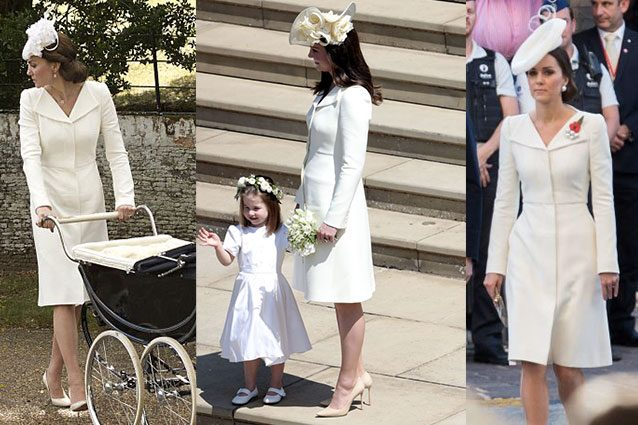 Matrimonio Meghan : Kate middleton abito riciclato per il matrimonio di harry